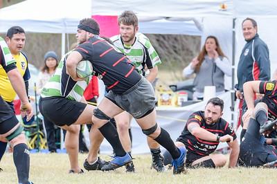 Woodlands Rugby vs San Antonio Rugby D2 8Dec18