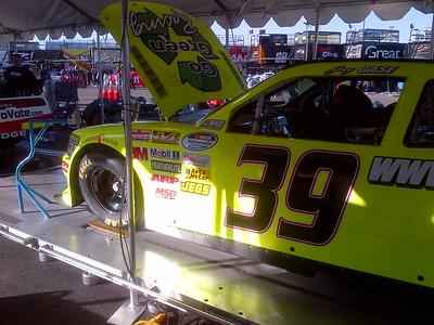 NASCAR Nationwide series @ Phoniex Az. 3-3-2012