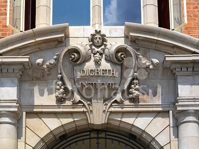 Digbeth Institute, Birmingham