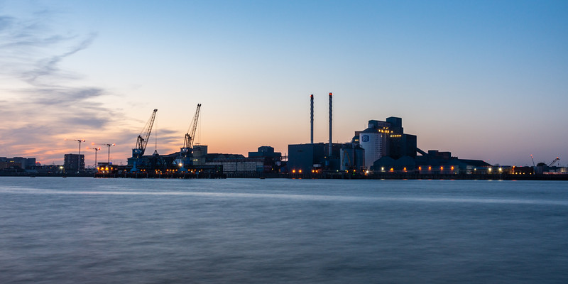 Tate and Lyle refinery