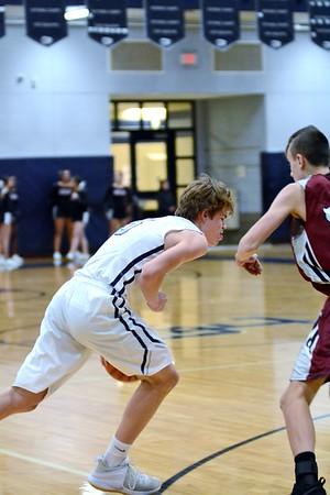 OE Sophomore boys basketball Vs Plainfield No. 2018