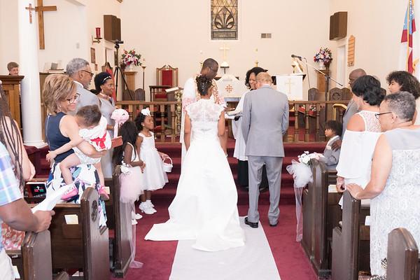 Jake & Andria wedding
