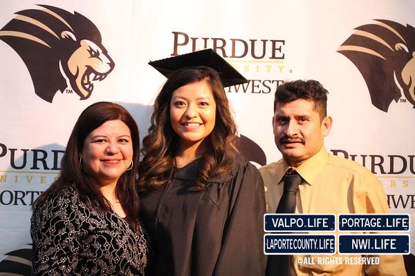 PNW Hammond Fall Graduation 2017