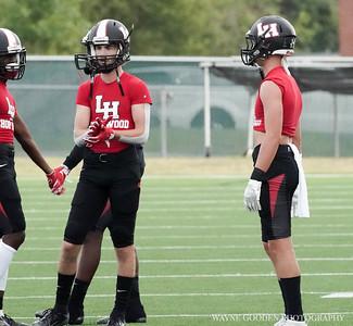 Lake Highlands Wildcats Football 9-13-2019