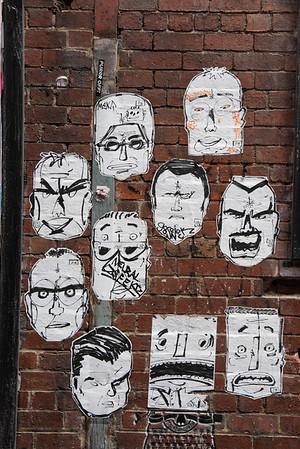 AC DC Lane( graffiti art )