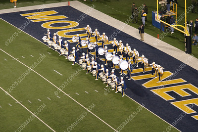 WVU vs Pittsburgh - Pregame Formations - 11/15/03