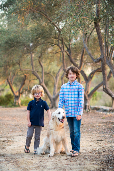 Those Boys! Schwager Family | San Diego Family Photographer | Del Sur Family Photos
