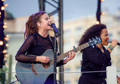 Sunset Concert Laura Tesoro Q-Music Beach House Oostende 2019
