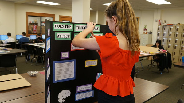 ES/MS Science Fair