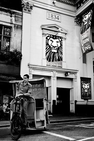 Candids in Covent Garden