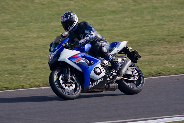 cadwell park track day 21 03 09