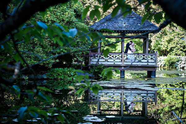 Kelly & Jason's Wedding - Hatley Castle, Victoria BC