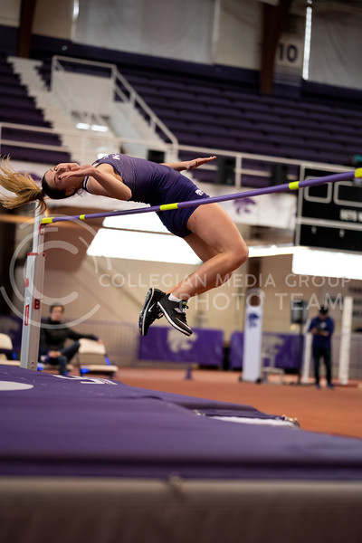 K-State Track & Field 02/22/20