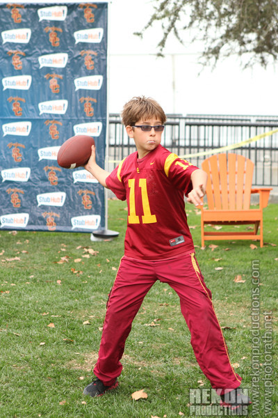 USC v Stanford 11/16/13