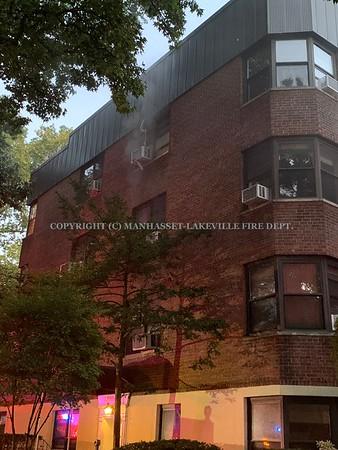 September 26, 2020 - 12 Welwyn Road [Apartment Fire]