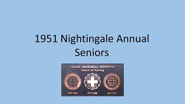 1951 Nightingale Yearbook