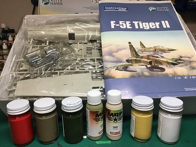 F-5 Tigers!