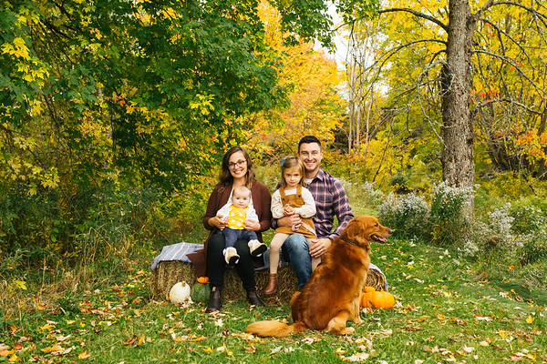 Fall Family Mini Sessions-The Hunters