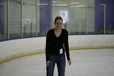 Ice Skating at last!