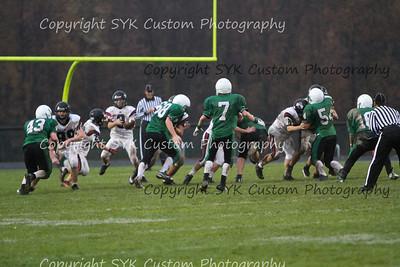 WBHS Freshmen Football vs Salem