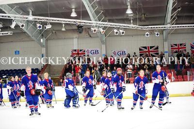 Game 3 - Great Britain vs Denmark