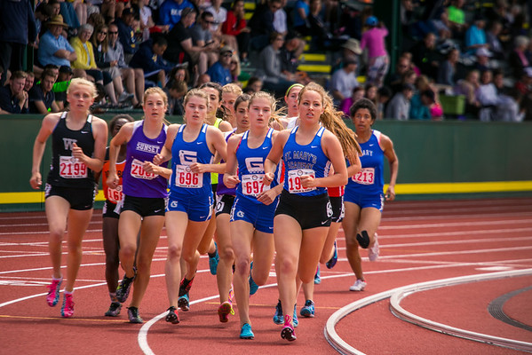 OSAA Track & Field Championships - Day 3, 2014