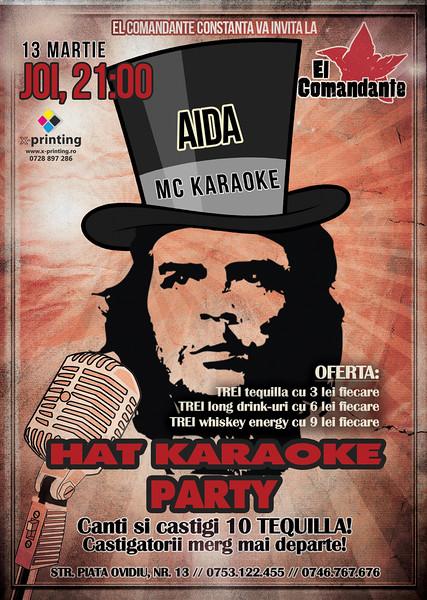Hat Karaoke Party
