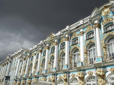 2008-07 - Russia (Moscow & St Petersburg)