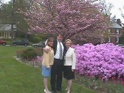 Springtime in Baltimore Easter 2000