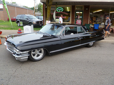 Warren County Kustoms' Downtown Saturday Nite - 13 Aug. '11