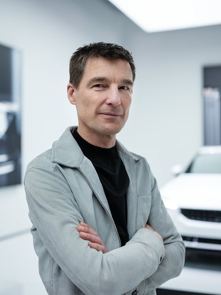 Thomas Ingenlath, CEO Polestar - Samuel Zeller for the New York Times