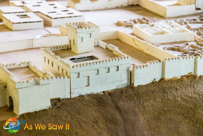 Palace model
