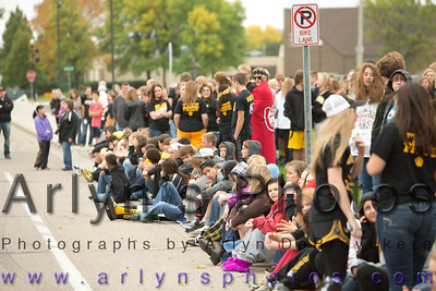 Hutch Homecoming Parade