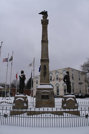 Geneva Soldier's and Sailor's Monument
