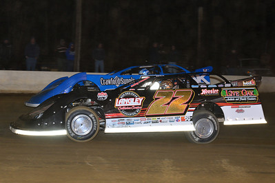 Lucas Oil Late Models - 4/24/15