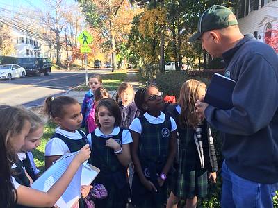 Second Grade Walking Tour of Princeton