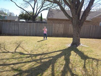 Alec visits Dallas - March 09