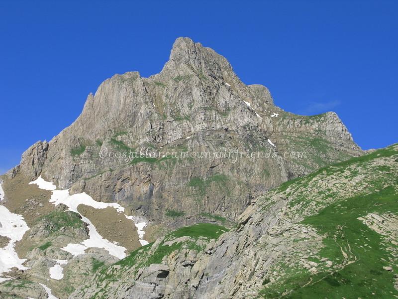 Pico de Aspe 2645m