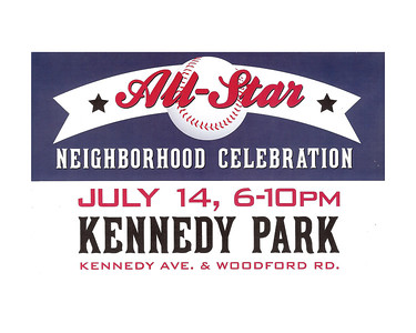 All-Star Neighborhood Celebration, Kennedy Park - July 14, 2015