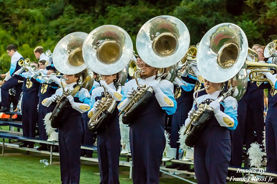 9-6-2019 Norwin Band at Hempfield Football Game
