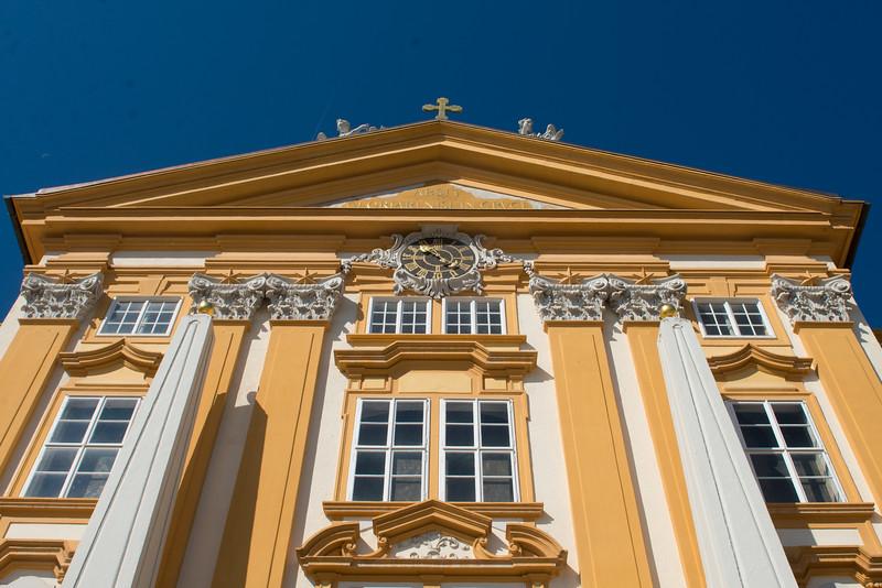 melk abbey - exterior