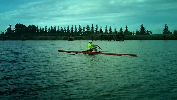 Stockton Summer 2014 - Sculling Camp