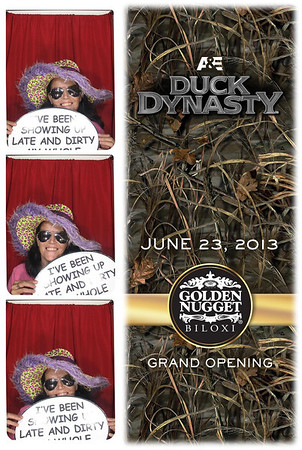 Duck Dynasty at the Golden Nugget