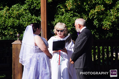 Michelle Clubine Wedding