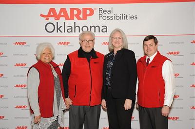AARP Training & Capitol Visitation