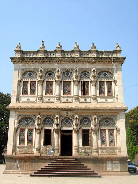 Pune - Shinde's Chhatri