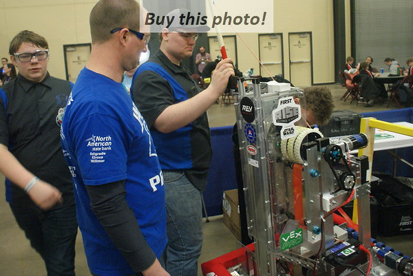 BBE Robotics at Duluth 03-07