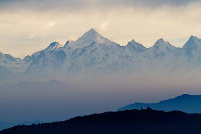 Indian landscapes