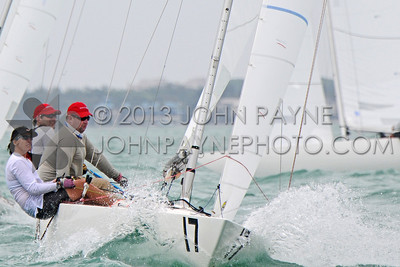 2014 Coral Reef Cup/ Etchells Nationals