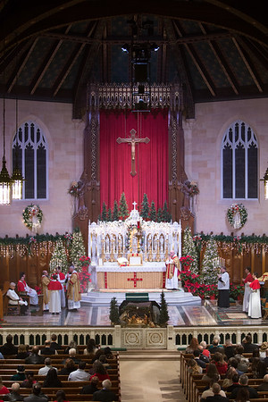 2016-12-25 Christmas Midnight Mass